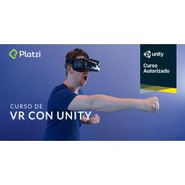 Curso de VR con Unity