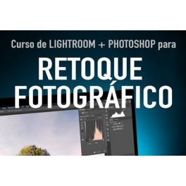 Curso de retoque fotográfico. Lightroom y Photoshop