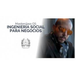 Masterclass GS Ingenieria Social Para Negocios