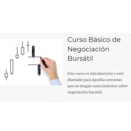 Curso Básico de Negociación Bursátil