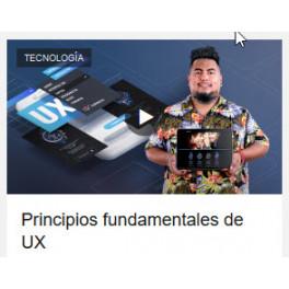 Principios fundamentales de UX
