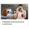 Fotografía de producto para e-commerce