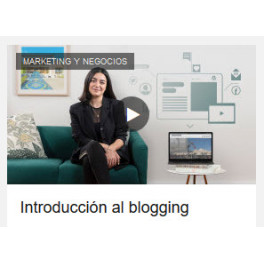 Introducción al blogging