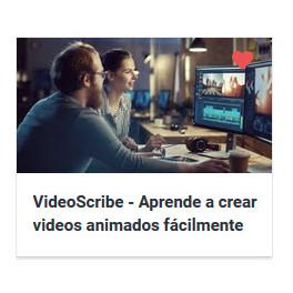 VideoScribe - Aprende a crear videos animados fácilmente