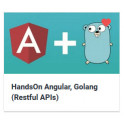 HandsOn Angular, Golang (Restful APIs)
