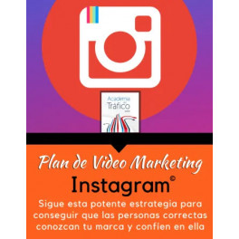Plan de Video Marketing - Instagram