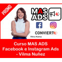 Curso de Más Ads. Facebook e Instagram Ads