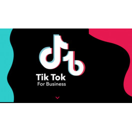 Tik Tok for Business