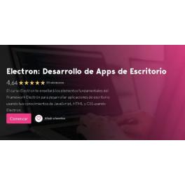 Electron - Desarrollo de Apps de Escritorio