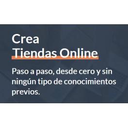 Crea tiendas online