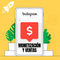 Curso práctico de Instagram - Monetización y Ventas