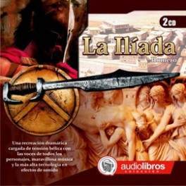 La Iliada (audiolibro)