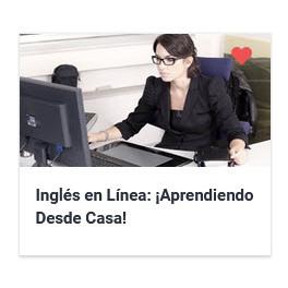 Inglés en línea - Aprendiendo desde casa