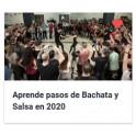 Aprende pasos de Bachata y Salsa en 2020