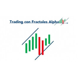 Trading con fractales alpha