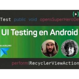 UI testing en android con espresso