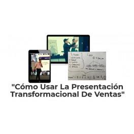 Presentación transformacional de ventas