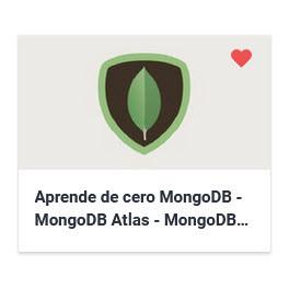 Aprende de cero MongoDB - MongoDB Atlas - MongoDB Compass