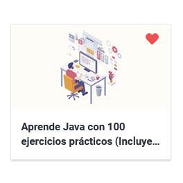 Aprende Java con 100 ejercicios prácticos (Incluye JavaFX)