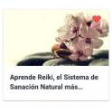 Aprende Reiki, el Sistema de Sanación Natural más sencillo
