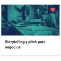 Storytelling y pitch para negocios - Gerardo García Rodríguez