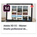 Adobe XD CC - Máster. Diseño profesional de prototipos