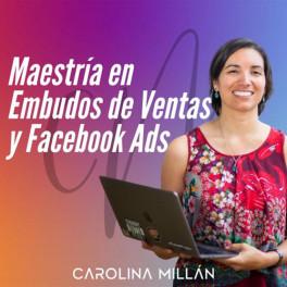 Maestría en embudos de ventas y facebooks ads