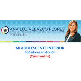 Mi adolescente interior - Ana Luz Velazco