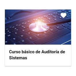 Curso básico de Auditoría de Sistemas