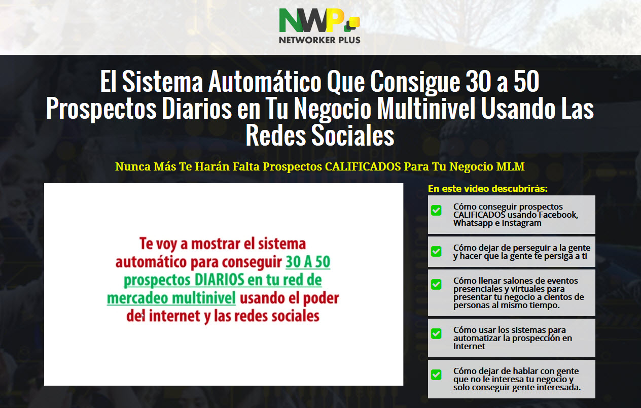 Networkers Plus