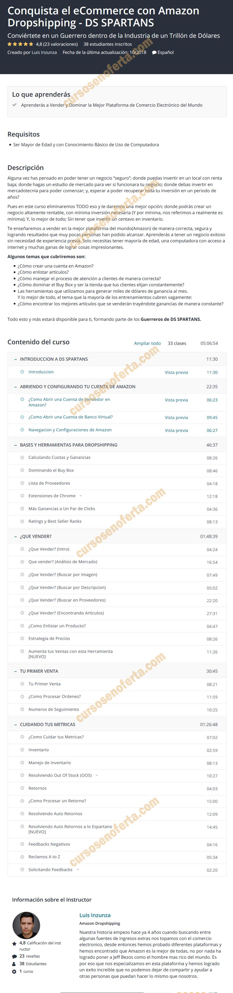 Conquista el eCommerce con Amazon Dropshipping - DS SPARTANS