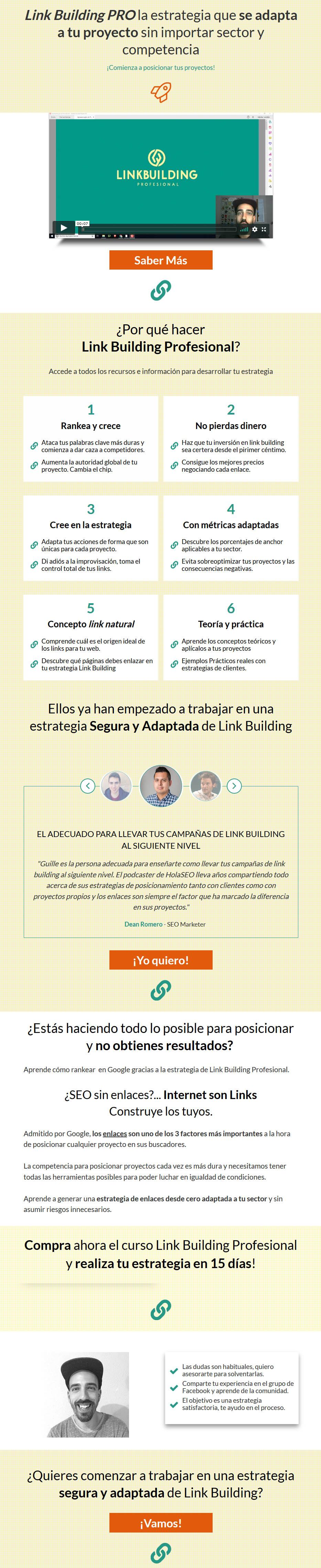 Link Building Pro