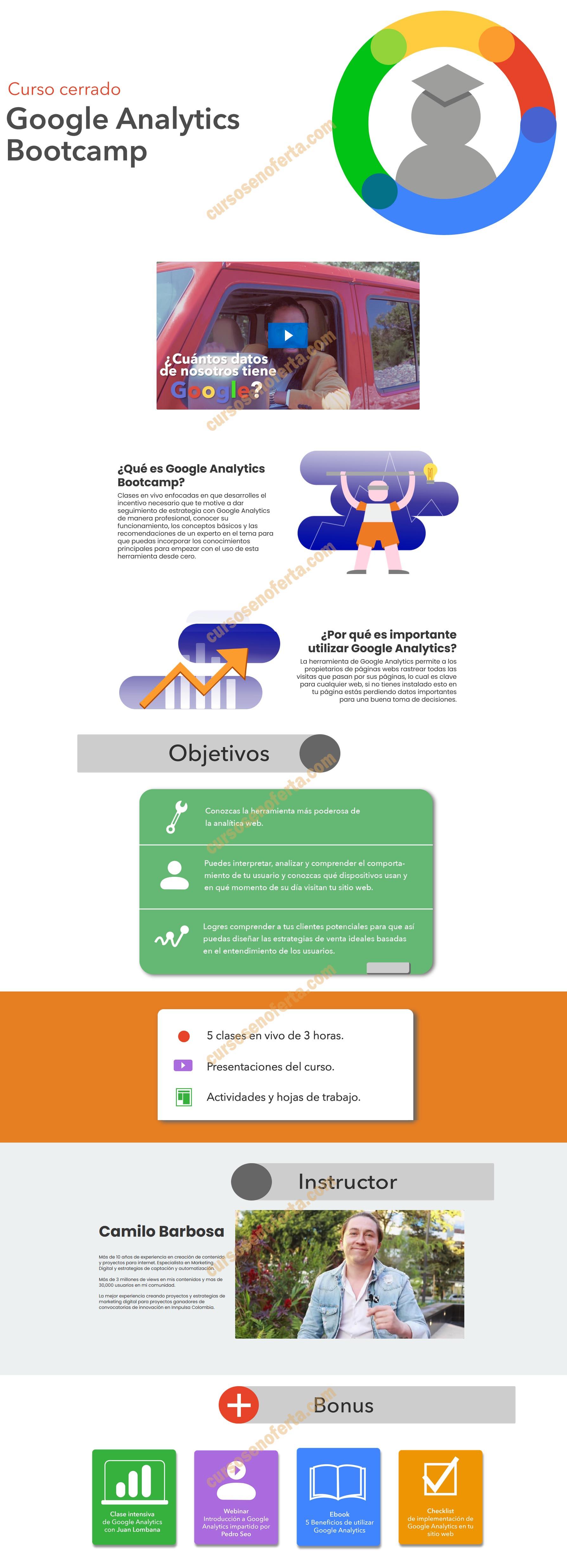 Google Analytics Bootcamp - instituto11