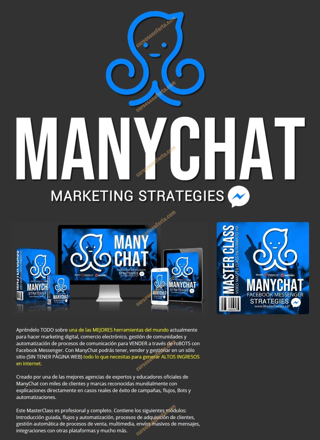 Manychat Strategies