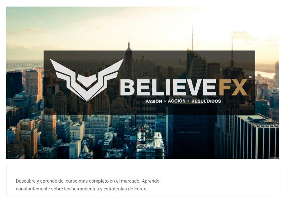 BelieveFx Curso