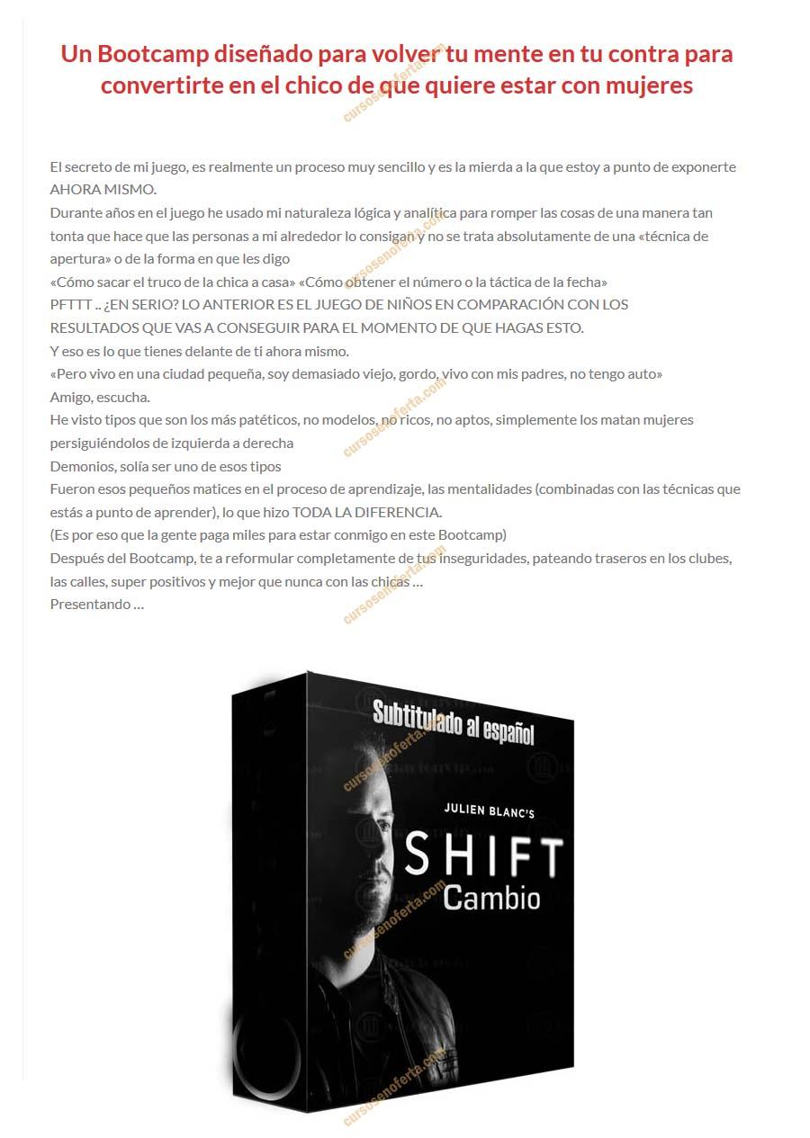 Cambio (Shift)