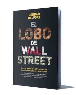 el lobo de wall street libro