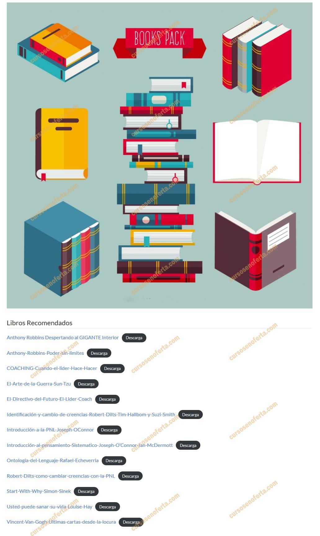 Libros Recomendados - Benoist Academy