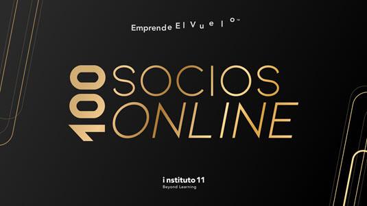 100 Socios Online  instituto11