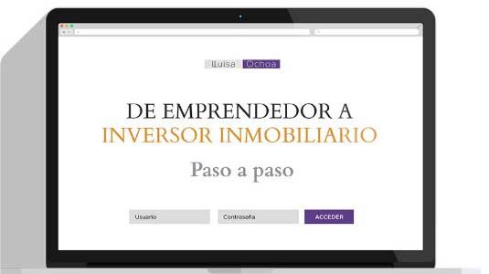 De Emprendedor a Inversor Inmobiliario  Lluisa Ochoa