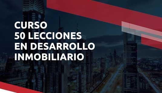 50 lecciones en desarrollo inmobiliario  Carlos Muñoz