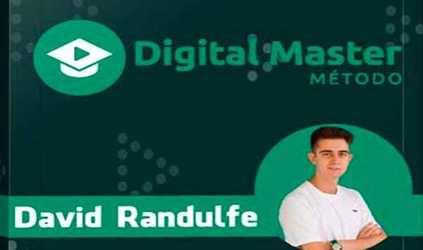 Método Digital Master  David Randulfe