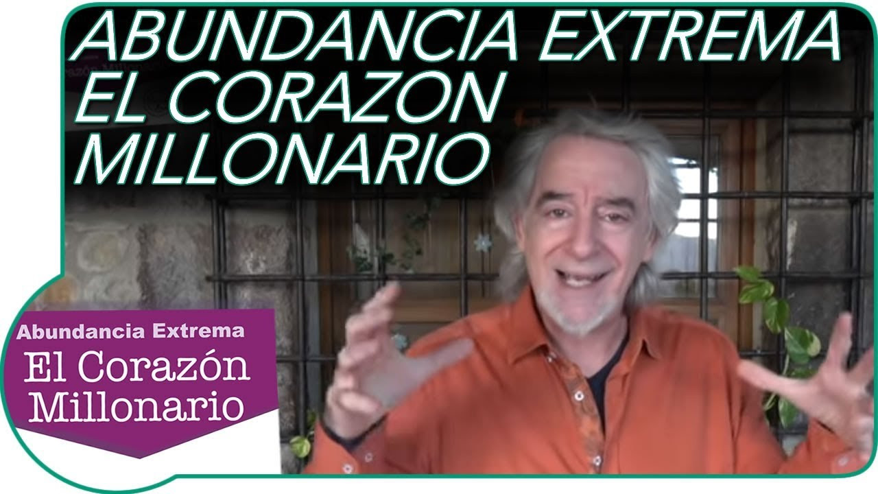 Abundancia Extrema, el Corazón Millonario  Veturián Arana