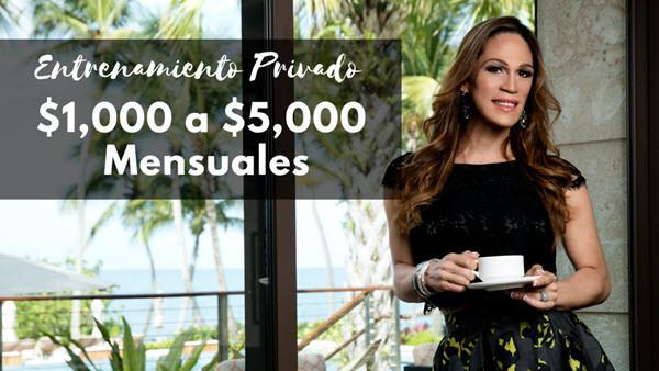 Entrenamiento Privado $1000 a $5000 mensuales  Diana Fontanez