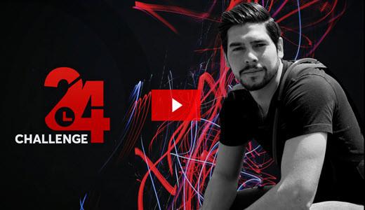 24 Challenge  Carlos Muñoz