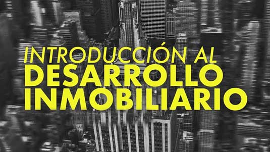 Introducción al desarrollo inmobilario  Carlos Muñoz