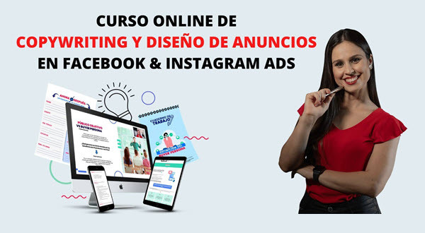 Copywriting y Diseño de Anuncios en Facebook & Instagram Ads  Ana Ivars