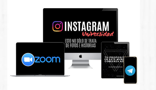 Instagram Universidad  Fabián HD