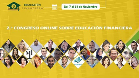 Segundo Congreso Online Sobre Educación Financiera  Marta Fuentes