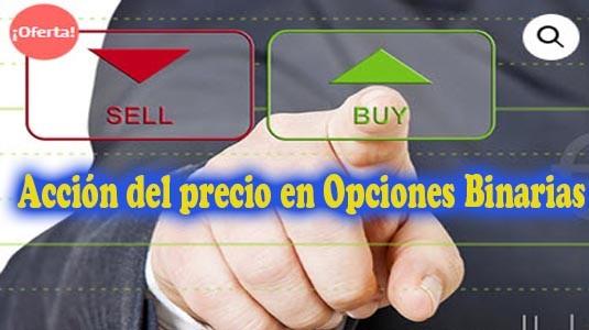 acción del precio en opciones binarias